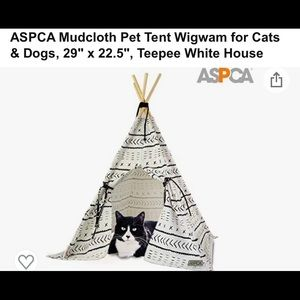 Indoor cat or dog home, new!